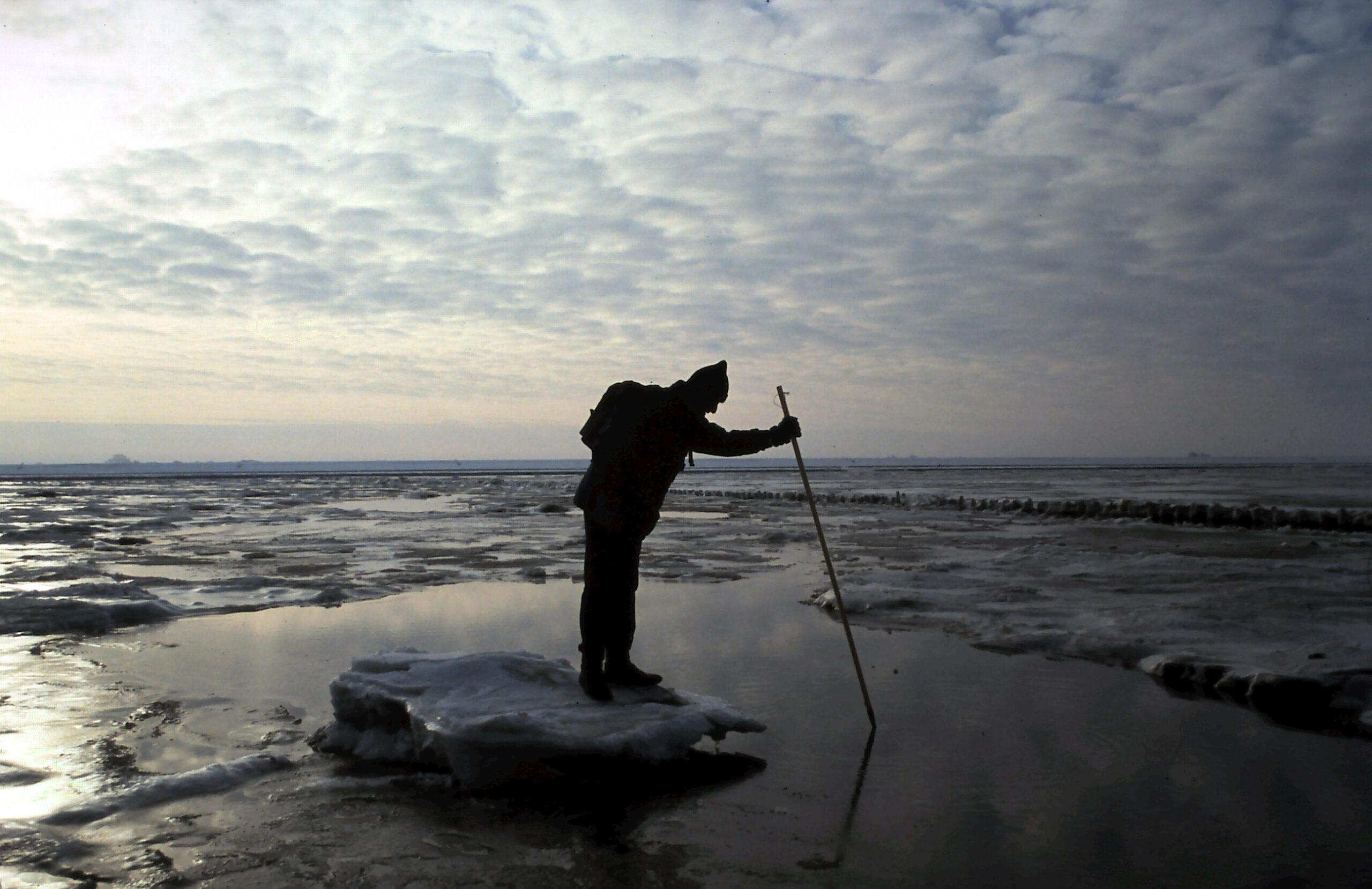 Misschien ijswadlopen deze winter?