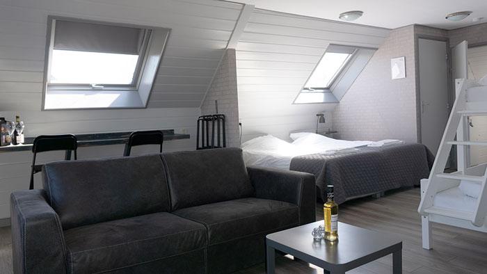 Hotel Waddengenot Pieterburen slapen Pieterburen Wadlopen